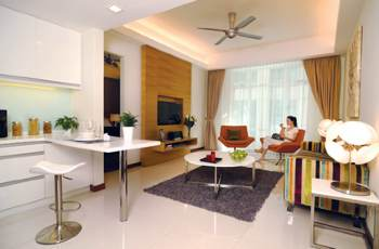 Fraser Place Is A Premium Residential E That Both Modern And Elegant The Apartment